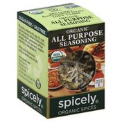 Spicely All Purpose Seasoning, Organic