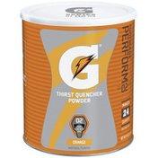 Gatorade G Series Perform Orange Sports Drink Powder