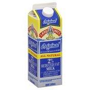 Land O Lakes Milk, Reduced Fat, 2% Milkfat
