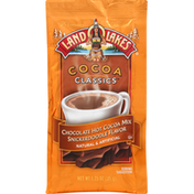 Land O Lakes Hot Cocoa Mix, Chocolate, Snickerdoodle Flavor