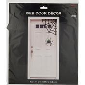 Amscan Door Decor, Web