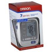 Omron Blood Pressure Monitor, Upper Arm, 7 Series