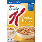 Kellogg's Special K Oats & Honey Cereal