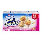 Hostess Mini Muffins Birthday Cake - 5 CT