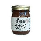 Big Spoon Roasters Handcrafted Nut Butters, Almond Cocoa