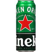 Heineken Beer, Malt Lager, Premium, Original