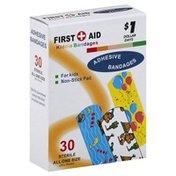 Kingsbridge International Kiddie Bandages, Box, Pre-Priced