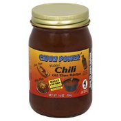 Cajun Power Garlic Sauce, Chili