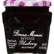 Bonne Maman Fruit Spread, Blueberry, Intense