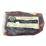 Niman Ranch St. Louis-Style Pork Ribs With Barbecue Sauce Gluten Free