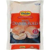 Rhodes Bake-N-Serv White Dinner  Frozen Rolls Dough