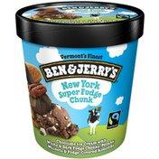 Ben & Jerry's Ice Cream New York Super Fudge Chunk®