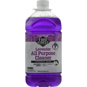 First Street All Purpose Cleaner, Lavender