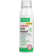 TopCare Itch Relief, Extra Strength, Continuous Spray