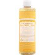Dr. Bronner's Soap, Pure-Castile, Citrus