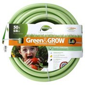 Element Garden Hose, Green & Grow, 5/8 Inches.