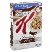 Special K Cereal, Chocolately Delight, Value Size