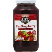 First Street Preserves, Red Raspberry