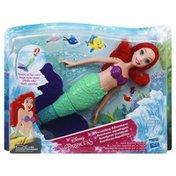 Hasbro Toy, Swimming Adventures, Disney Princess