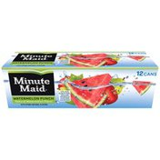 Minute Maid Watermelon Punch Fridge Pack Cans