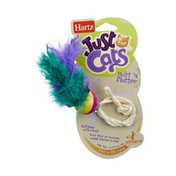 Hartz Just for Cats Twist 'N Flutter Toy