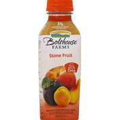 Bolthouse Farms 100% Fruit Juice Smoothie, + Boosts, Stone Fruit