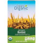 Clearly Organic Organic Rotini