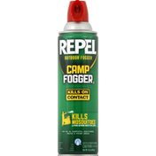 Repel Outdoor Fogger, Camp Fogger 2, Unscented