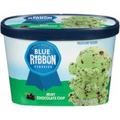 Blue Ribbon Classics Mint Chocolate Chip Frozen Dessert