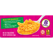 Annie's Homegrown Macaroni and Cheese Bunny Pasta  with Yummy Cheese