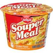 Nissin Chicken Flavor with Vegetable Medley Noodles