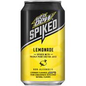 Mountain Dew Spiked Lemonade