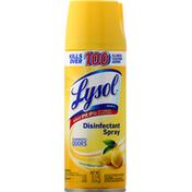 Lysol Disinfectant Spray, Lemon Breeze Scent