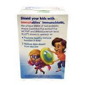 Nature's Way Probiotic Supplement, Immunables, Single Serve Packets, Vanilla Flavored Powder