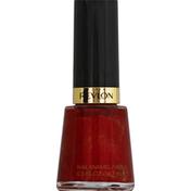 Revlon Nail Enamel, Saucy 650