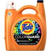 Tide ColorGuard HE Turbo Clean Liquid Laundry Detergent, 138 oz, 72 loads Laundry