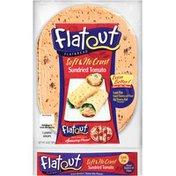 Flatout Soft & No Crust Sundried Tomato Flatbread