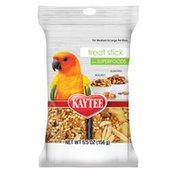 Kaytee Walnut Almond Treat Stick With Superfoods For Medium To Large Pet Birds