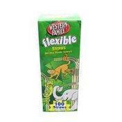 Western Family Flexible Straws