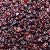 Dried Fruit, Currants