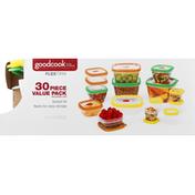 GoodCook Food Storage, Flex Trim, Value Pack