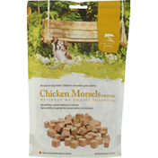 Caledon Farms Dog Treats, Chicken Morsels, Freeze Dried