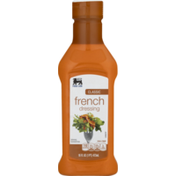 Food Lion Dressing, French, Classic, Bottle