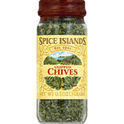 Spice Islands Chives, Snipped