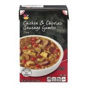 SB Chicken & Chorizo Sausage Gumbo Soup