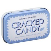 Cracked Candy Candy, Naturally Sugar Free, Peppermint Ice