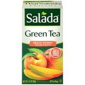 Salada Peach Mango Green Tea Tea Bags