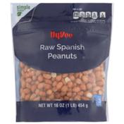 Hy-Vee Spanish Peanuts, Raw