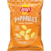 Lay's Poppables White Cheddar Potato Snacks