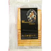 Les Petites Fermieres Cheese Slices Muenster